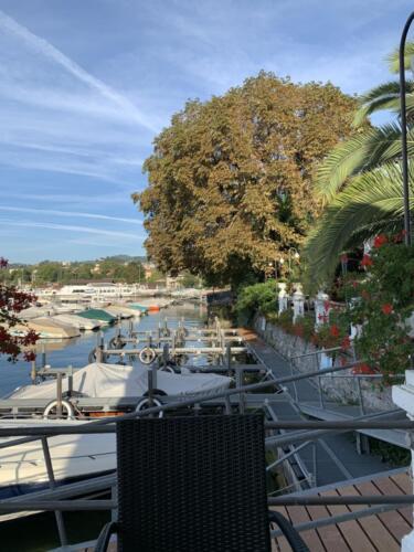 Lugano vom Hotel